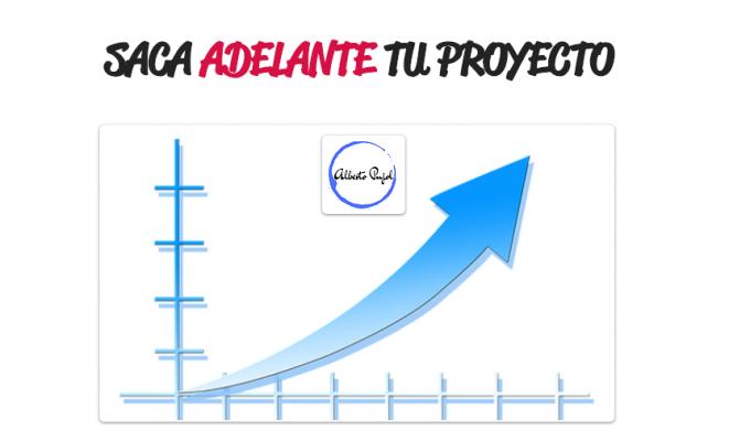saca adelante tu proyecto