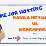 Mejor hosting web [Comparativa 2019]