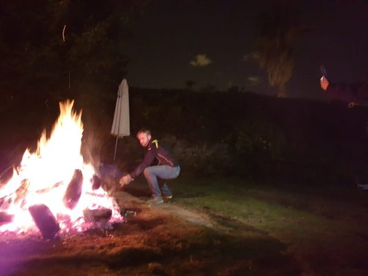 FireWalking Mallorca