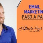Como usar Email Marketing paso a paso
