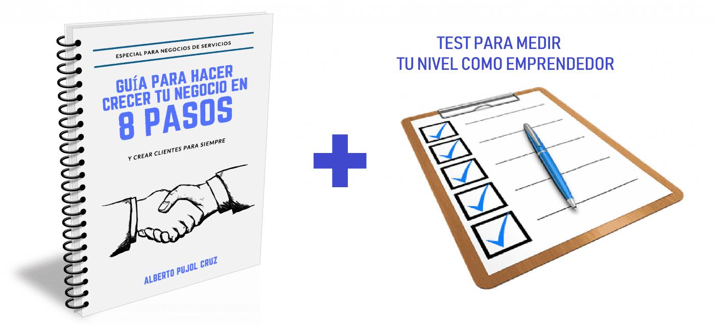 test para emprendedores