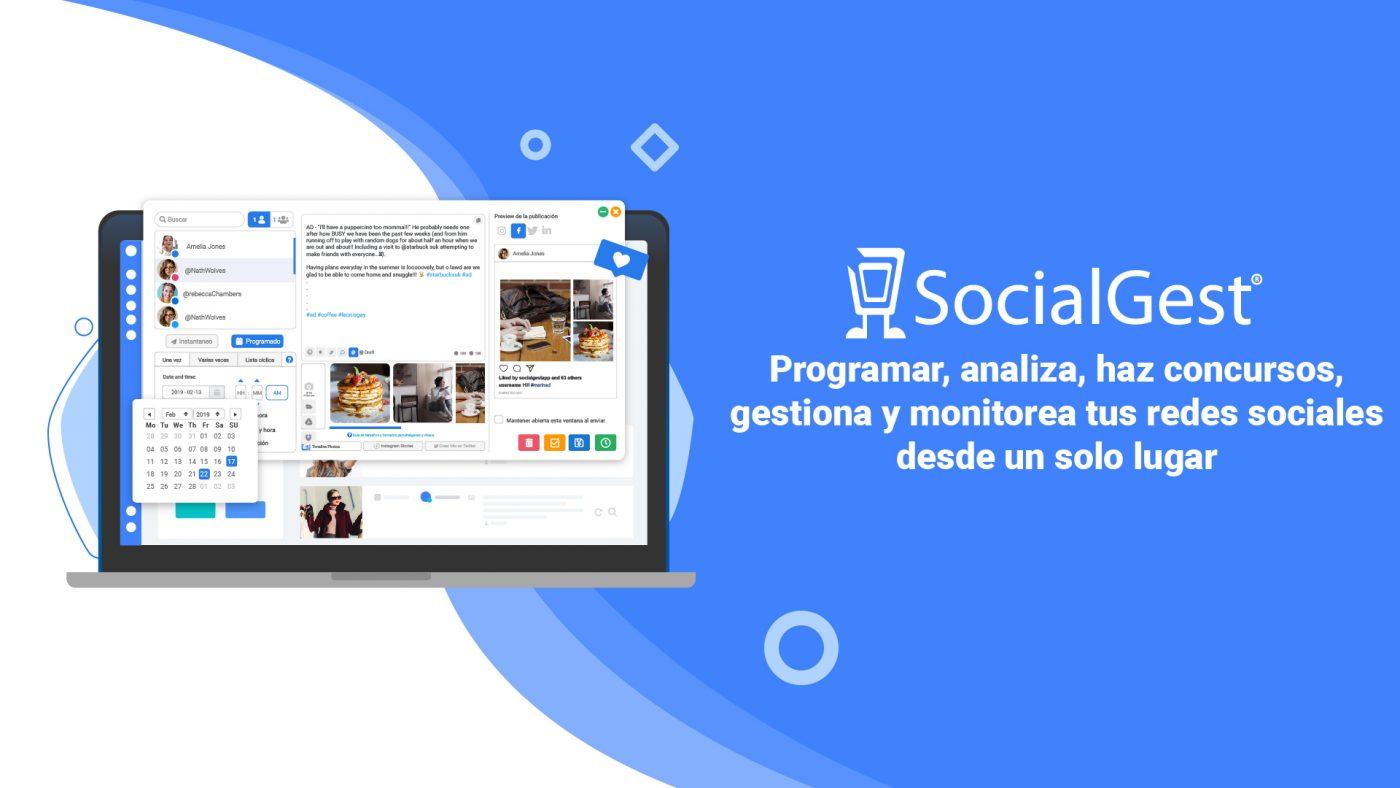 tutorial socialgest