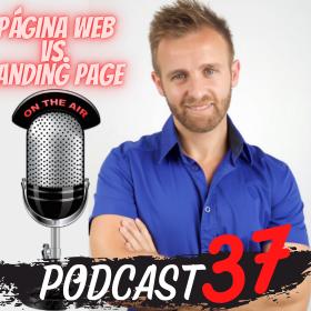 Diferencia entre landing page y página web